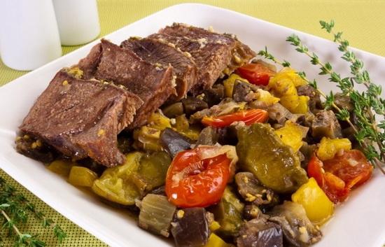 Баранина с картошкой и овощами в мультиварке - как вкусно приготовить баранину 3