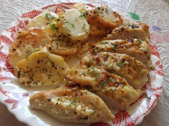 Блюда из грудки курицы в мультиварке – как вкусно приготовить куриную грудку 2