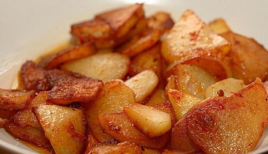 Жарим картофель в мультиварке - с курицей, грибами, свининой, фри 2