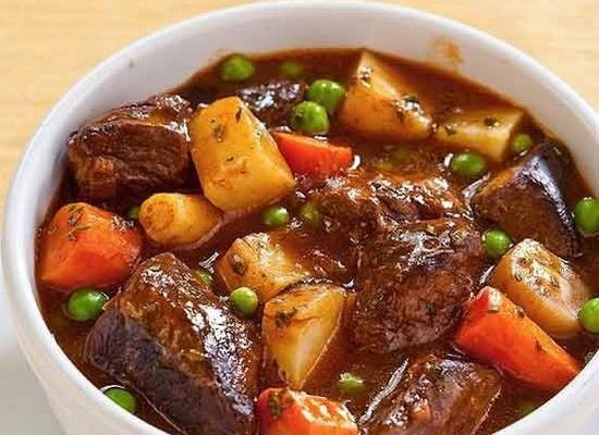 Жаркое из говядины, курицы, индейки, свинины с картошкой в мультиварке – новые рецепты 4