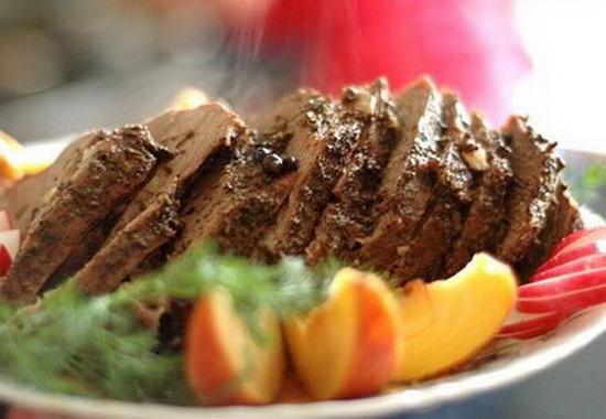 Как вкусно потушить мясо в мультиварке - готовим тушеную говядину 2