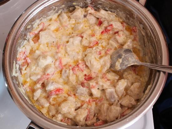 Куриная грудка в сметанном соусе в мультиварке, в сливках, в томатном и соевом соусах, в молоке 3