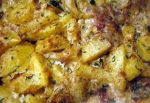 Рецепты скумбрии в мультиварке с картофелем - как вкусно приготовить скумбрию 1