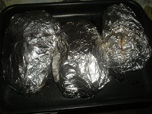 Куриная грудка в фольге или рукаве в мультиварке - запекаем мясо курицы 1