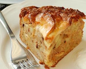 Как испечь вкусную шарлотку с яблоками в мультиварке - классический рецепт 1