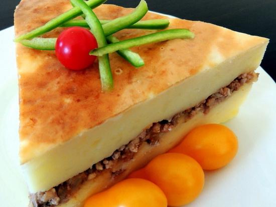 Запеканка с фаршем и картофелем в мультиварке, а также капустные и макаронные запеканки 3