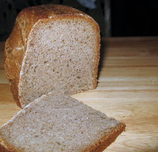 Как приготовить хлеб в мультиварке без дрожжей - рецепт бездрожжевого хлеба 3