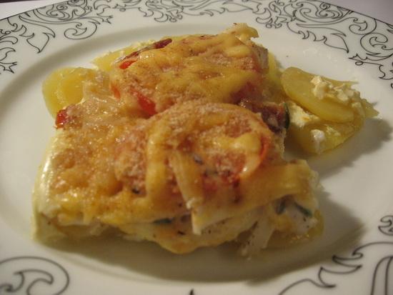 Треска со сметаной в мультиварке с картофелем – классический рецепт 4